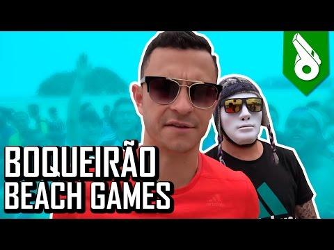 BOQUEIRÃO BEACH GAMES