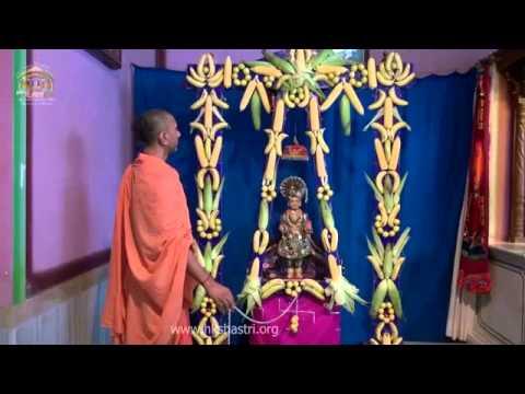 Hindola Utsav Kadali Fal Makai Doda Hindola 17 Jul 2014 Corn Hindola Darshan video