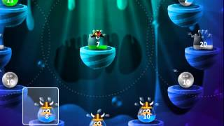 JellyGo! Walkthrough : Level 60 (3 Stars)