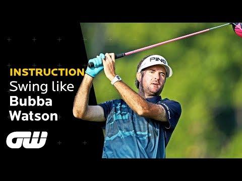 GW Swing Thoughts: Bubba Watson