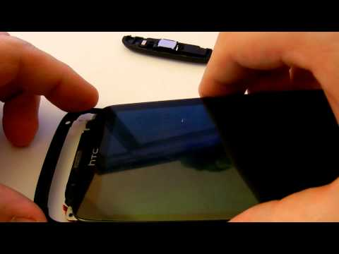 HTC One S (eu model) unibody repair guide