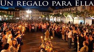Rosario de antorchas. Alcalá de Henares. Día de la Madre 2015
