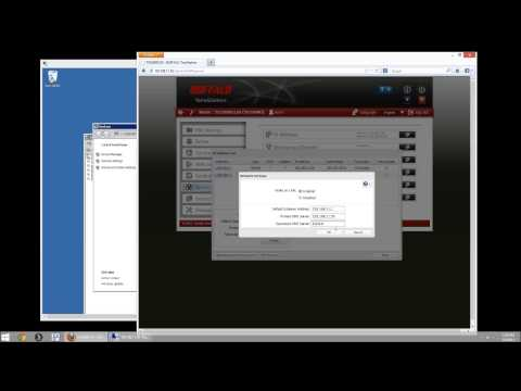 Terastation 5000 / 7000 Series - Active Directory Integration