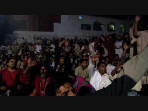 Pakistan: Sufi Qwali & Papu Sai's Dhol In Lahore video