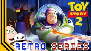 Retro Gaming - Toy Story 2 Part 2 (1999)