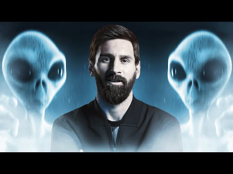 33 ALIEN GOALS by Lionel MESSI 👽