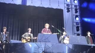 Download Lagu All I Want - Ed Sheeran & Kodaline - Croke Park 24/07/2015 Gratis STAFABAND