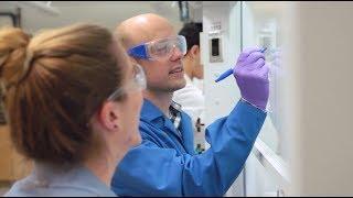 Joshua Pierce: Creating Molecules to Fight Disease