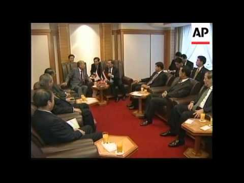 JAPAN: VISITING THAI PREMIER SEEKS GREATER JAPANESE INVESTMENT