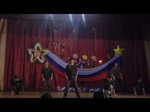 Открывающий танец // Концерт // Зарница 2015
