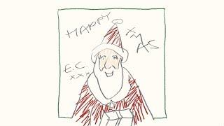 Eric Clapton - Happy Xmas (EPK)