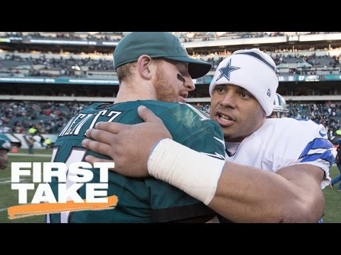 Will The 2017 NFL Draft Have An Impact On The NFC East? | First Take | April 27, 2017