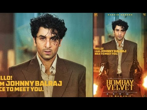 'Bombay Velvet' Poster Released!