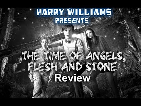 Doctor Who: Time of Angels/Flesh & Stone (2010) Review