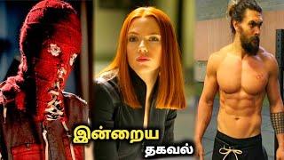 Today's Top 6 Updates   Suicide Squad   Eternals   Marvel TV series in Tamil