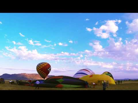 Big Bend Balloon Bash--Alpine, TX