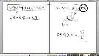 高校物理解説講義:「力積と運動量」講義11