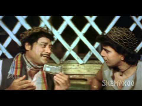 Best of Jagdeep and Vijeta Pandit Comedy Scene - Deewana Tere Naam Ka