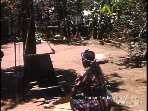 1958 Antigua part 2 - Guatemala