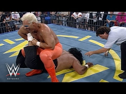 Sting vs. Meng: WCW Great American Bash 1995, only on WWE Network