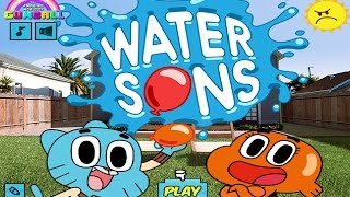 The Amazing World of Gumball - WATER SONS (Cartoon Network Games)