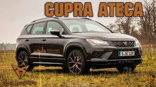 CUPRA Ateca | Review | Soundfile | Zeitenmessung