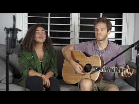 Pink Floyd - Welcome to the Machine Acoustic Cover - Jaida and Sean