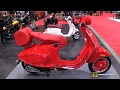 2017 Vespa 946 Red Scooter Walkaround 2017 Toronto Motorcycle Show mp3