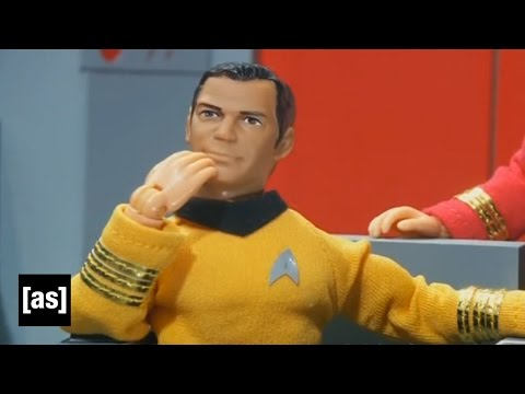 [adult swim] : Robot Chicken - The kiss of death Video