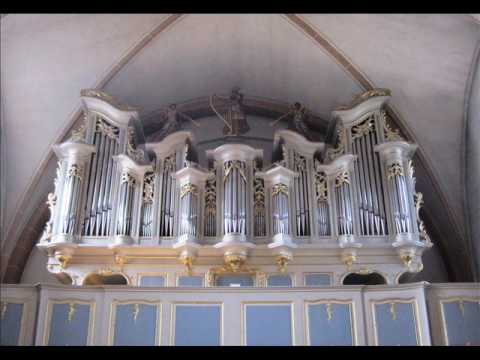 Carl Philipp Emanuel Bach - Variationen über Lobt Gott, Ihr Christen