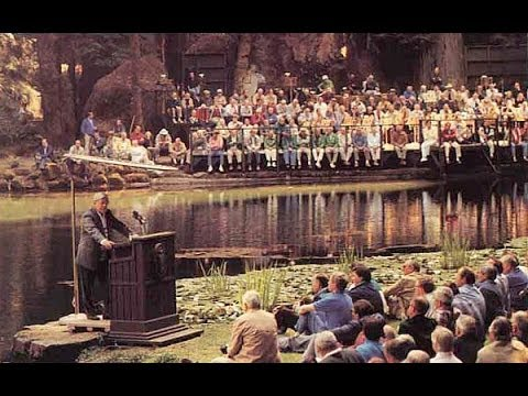 Bohemian Grove Lakeside Talks Exposed
