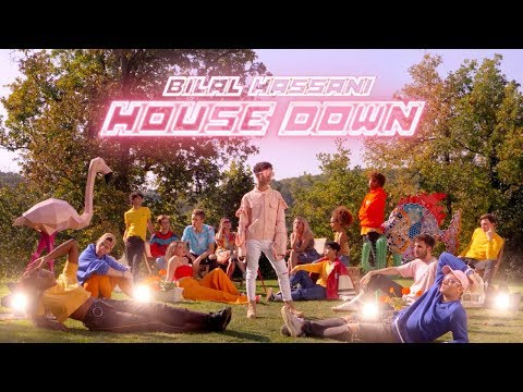 Bilal Hassani - House Down (Official Music Video)