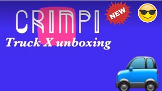 Truck X Remote Control Car Unboxing and Review