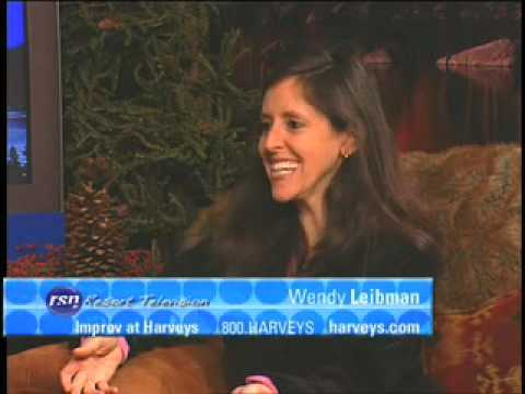 Wendy Liebman on Howie's Late Night Rush, Lake Tahoe.mov