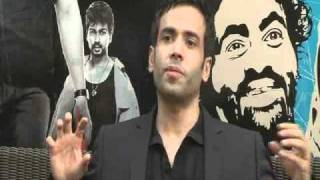 Tusshar Kapoor On 'Shor In The City' - Bollywoodhungama.com