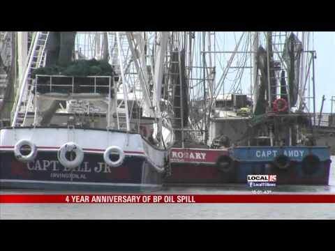 BP Oil Spill, Four Years Later
