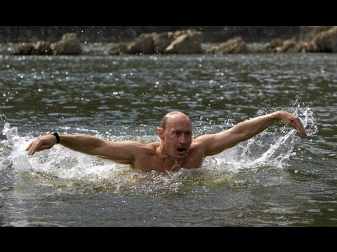 Sexy Photographs of Vladimir Putin