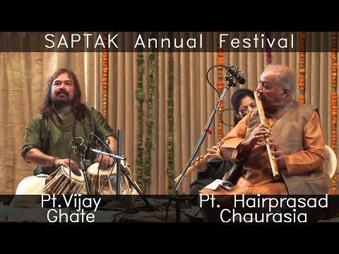 Om Jai Jagdish Hare | Vaishnav Jan to | Devotional Flute | Hariprasad Chaurasia | Vijay Ghate