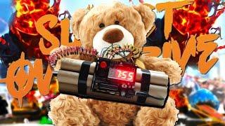 TEDDY BEAR BOMB | Sunset Overdrive #2