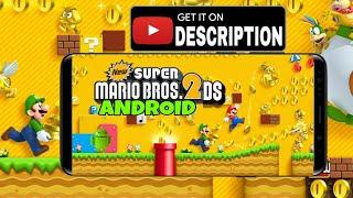 New Super Mario Bros 2 DS per Android!