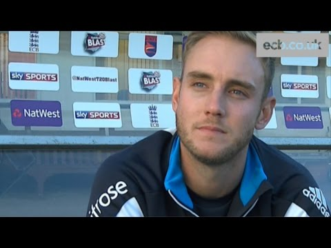 Stuart Broad on injuries, operation and England's Test win over India