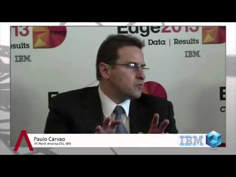 Paulo Carvao - IBM Edge 2013 - Highlights