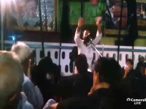 Azadari Channel's broadcast majlis gahwara ali asghar a.s. mashriqi imam bargah | 2016