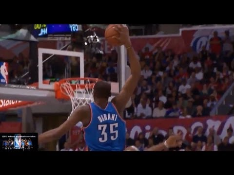 Kevin Durant Offense Highlights 2012/2013 Part 4