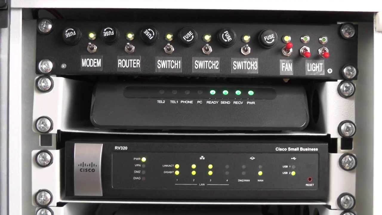10 Quot Router Rack Youtube