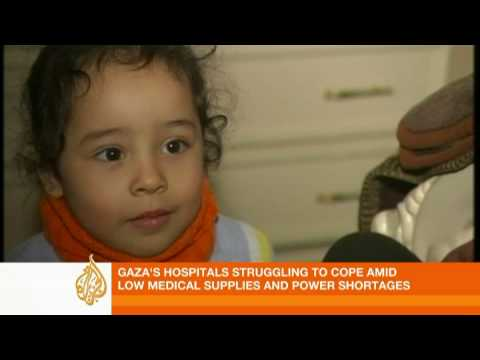 Children suffer in Israel's war on Gaza - 15 Jan 09