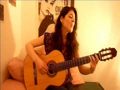 The Tracks of my Tears - Acoustic Cover - Irene Conti