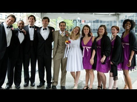 Surprise Wedding Reception Video