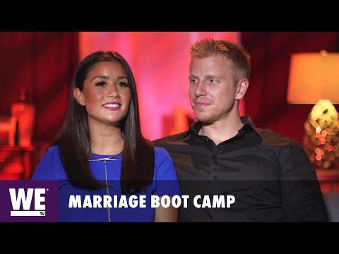 Sean & Catherine Lowe Bio | Marriage Boot Camp: Reality Stars