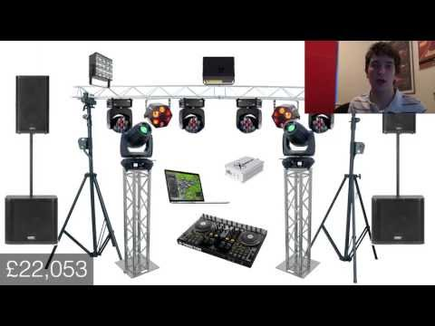 My Ultimate Mobile DJ Setup